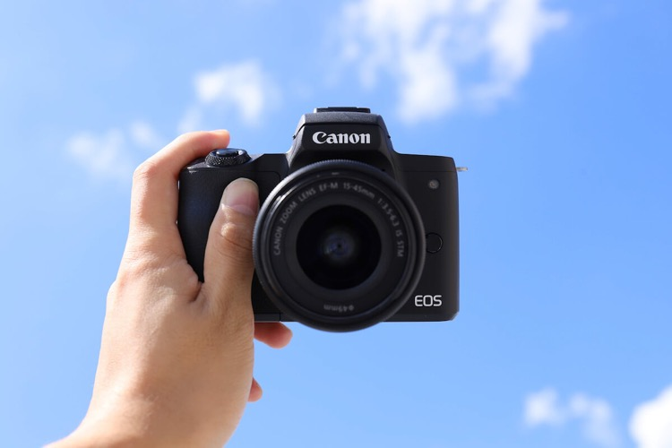 Canon Kiss M Black