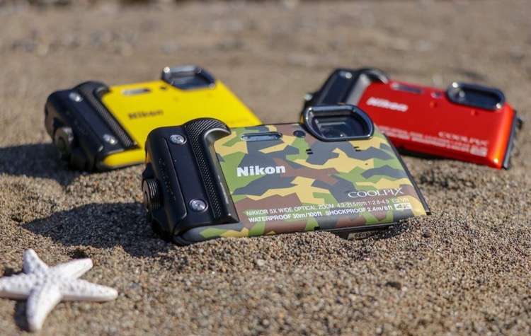 Rentryでレンタルできる防水カメラ