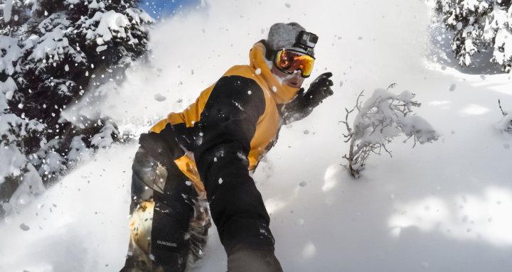 GoPro ヘッドストラップ+クイッククリップの撮影画像