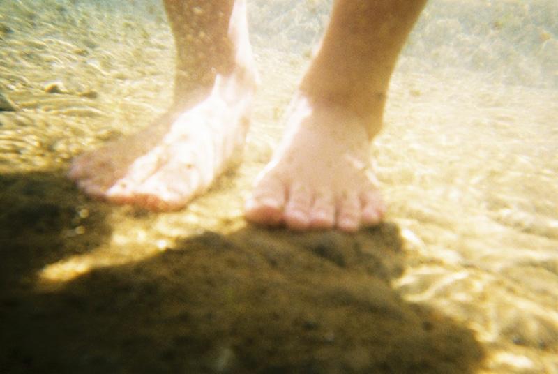 防水写ルンです 水中撮影