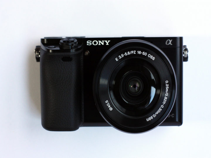 sony6000 正面