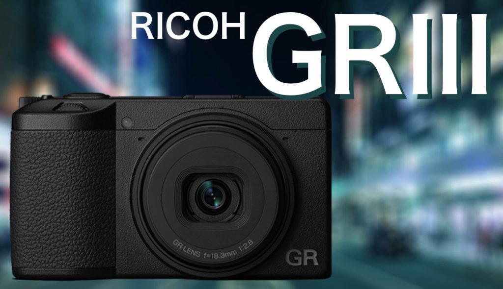 超人気の「RICOH GR Ⅲ」オシャレ過ぎるスナップや動画を実写レビュー