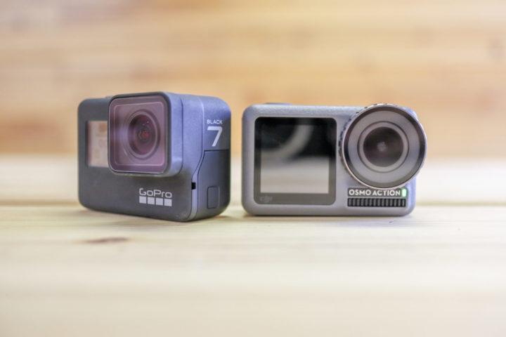 カメラ osmo