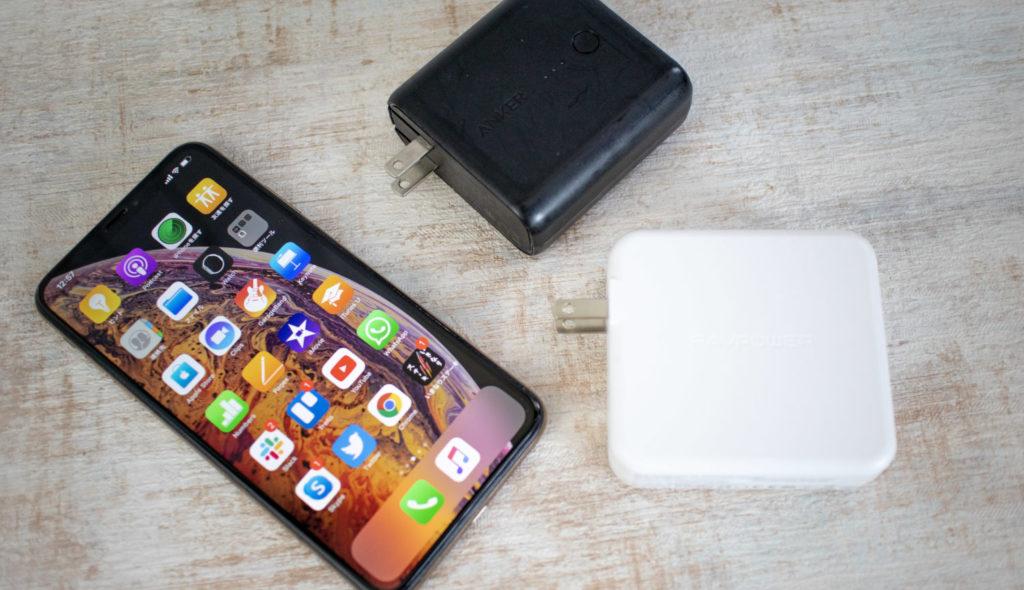 【超便利】AC電源でそのまま充電もできる!!コンセント一体型モバイルバッテリー おすすめTOP5