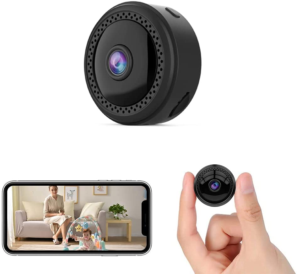【2021年】盗撮厳禁!防犯にも使える小型 隠しカメラ おすすめ 24選|スパイカメラも