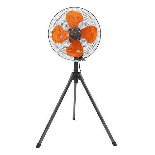 Fully open factory fan