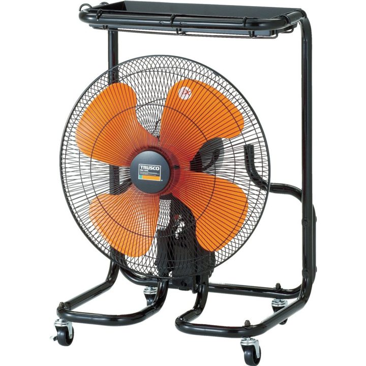 tray  Stand type commercial fan