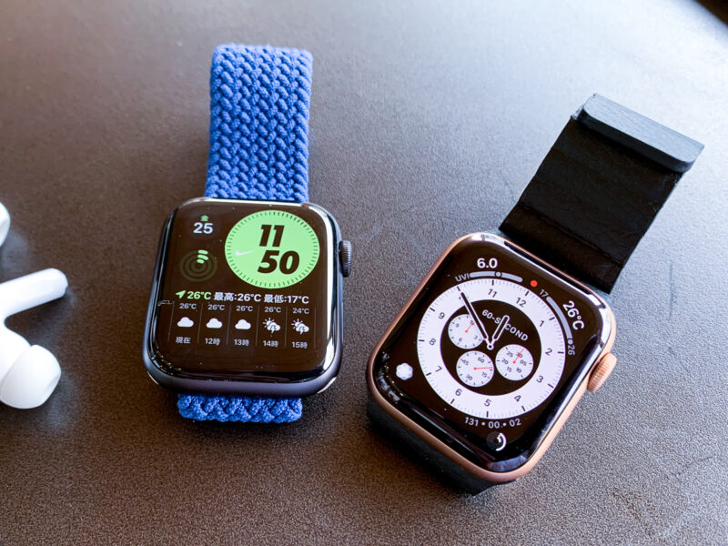 Apple watch 文字盤