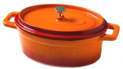 楕円形の鍋
