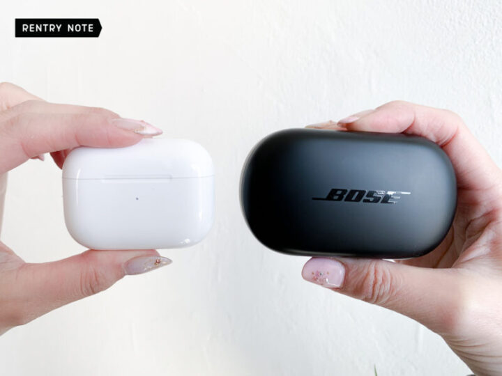 Bose QuietComfort Earbuds  AirPodsPro