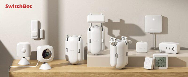 【アレクサ対応】Switch Bot(スイッチボット)の使い方とおすすめ7機種の選び方を解説!