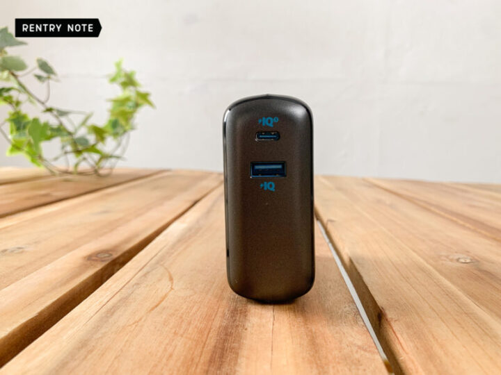Anker PowerCore Fusion 10000 ポート