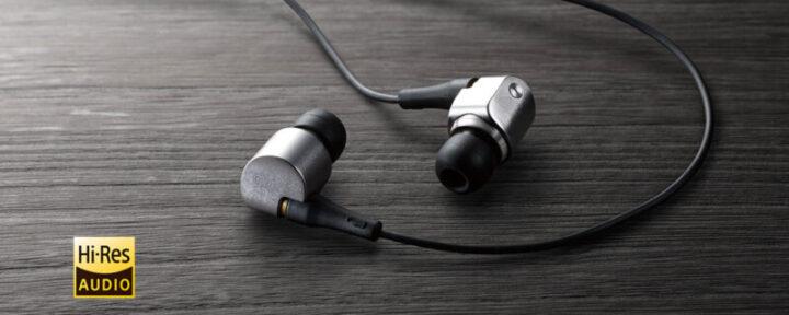 高音質を味わうなら「ハイレゾ音源対応インサイドホン」