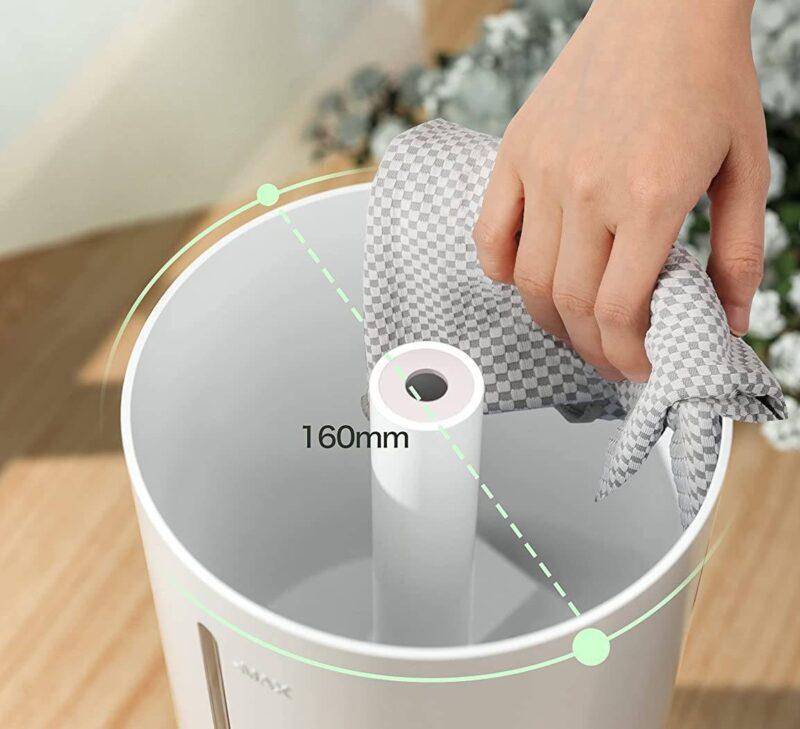 いつでも清潔な加湿器にするため手入れしやすいモデルがおすすめ