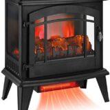 【加湿付きも】暖炉型ヒーターおすすめ13選 電気代は?本当に暖かいの?気になる疑問を大調査!